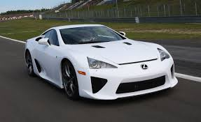 lexus sport car lfa aleena latest cars lexus lfa supercar