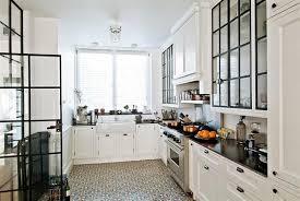 Black And White Kitchen Tile by Black And White Subway Tile Backsplash Simple Design For Kitchen