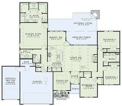 open floor plan house plans one story 358 best house plans images on house floor plans