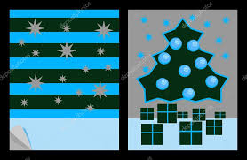 Notebook Cover Decoration Notebook Cover Templates With Christmas Blue Silver Decorative