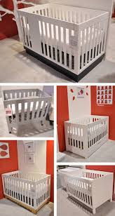 Babyletto Grayson Mini Crib White Modern For The Masses Babyletto Cribs