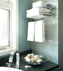 towel rack ideas for small bathrooms bathroom towel holder ideas bathroom towel holder sets bar best