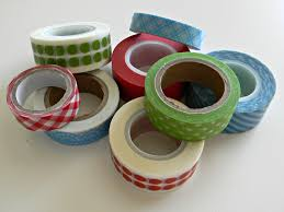 washi tape coasters organize and decorate everything