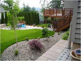 Small Backyard Landscaping Ideas Without Grass Backyard Ideas Without Grass Simple Landscaping Ideas Cheap No