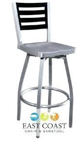 outdoor aluminum bar stools aluminum stools with back new outdoor aluminum swivel bar stool with