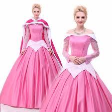 princess aurora costume sleeping beauty deluxe princess dress