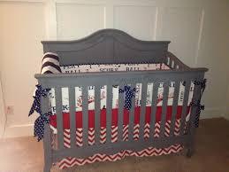 Dodger Crib Bedding by Unique Baseball Crib Bedding Identify Theme Baseball Crib