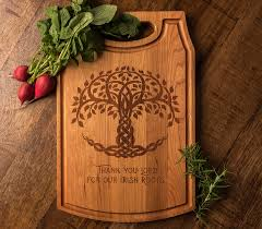cutting boards engraved personalized wood anniversary gift customized wedding gift