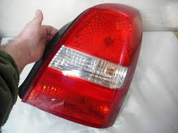 nissan almera tail light sorry now sold nissan primera p12 rear back light lamp o s right