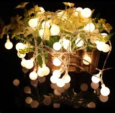 christmas garland battery operated led lights 3m 30 cherry ball led fairy string light battery operated christmas