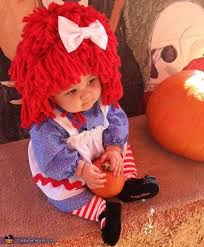 Raggedy Ann Andy Halloween Costumes Adults Raggedy Ann Baby Costume Halloween Costume Contest Raggedy Ann