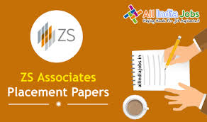 zs associates placement papers pdf download 2017 2018 aptitude