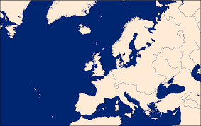 Europe Map Blank by Maps Blank Map Of Europe With Rivers