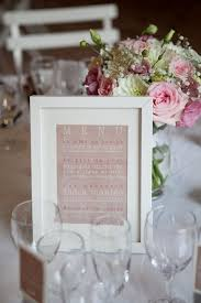 prã sentation menu mariage des idées originales pour présenter votre menu de mariage
