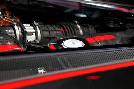 laferrari engine laferrari aperta engine detail motor trend