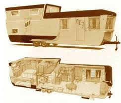 tri level 1954 pacemaker tri level mobile home remodel mobile home living
