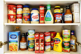 how to store food in cupboards the pantry staples every kitchen needs