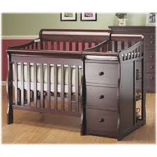 3 In 1 Mini Crib Sorelle Newport 3 In 1 Mini Convertible Crib Changer Combo In