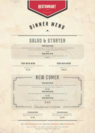 10 design tips for creating mouth watering menus cloverdesain