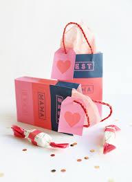 present bags printable s day gift bags