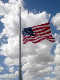 Federal Flag Half Mast American Flags At Half Staff In Glendale This Week Myglendale