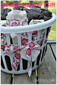 bridal shower gift baskets best shower