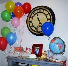 Up Decorations Stories From A Screensaver B S 1st Birthday Disney Pixar