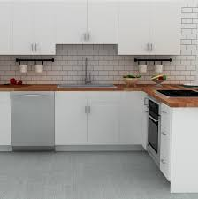 Planning To Remodel Your IKEA Kitchen Cut The Costs With These  Tips - Ikea kitchen backsplash