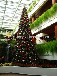 artificial christmas decoration tree plant potted boxwood topiary