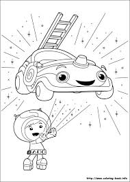 umizoomi coloring pages coloring book