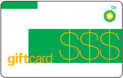 gas gift card bp gift card