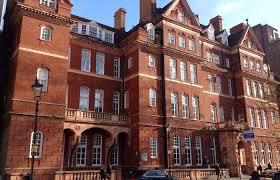 Neurosurgery Queens Square National Hospital For Neurology Camden 1245487 Historic England