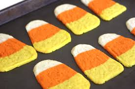 candy corn halloween cookies recipe catch my party