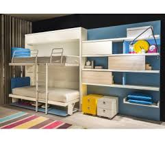 Modular Bunk Beds Kali Duo Board 1940 And 2200 Study Wall Beds For The Office Work