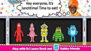 Images Of Yo Gabba Gabba by Amazon Com Yo Gabba Gabba Party In My Tummy Appstore For Android