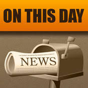on this day in history on this day what happened today in history on the app store