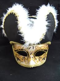 mens venetian mask mens venetian style mask with hat headband