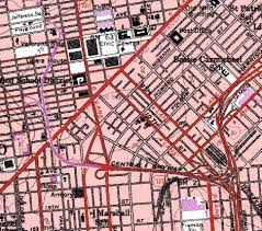 San Francisco Red Light District Map by The Birth And Life Of The Freeway In Hayes Valley Hoodline