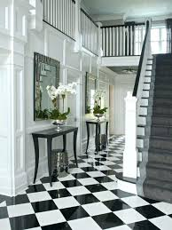 carrelage damier cuisine carrelage damier noir et blanc salle de bain mural sol a carrelage