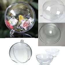clear fillable plastic ornaments compare prices at nextag