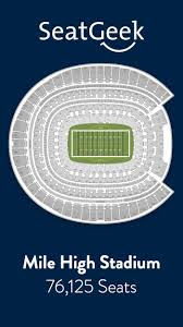 Bronco Flag Best 25 Denver Broncos Tickets Ideas On Pinterest The Fan