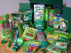 feel better care package colorful gift basket ideas st pattys saints and box