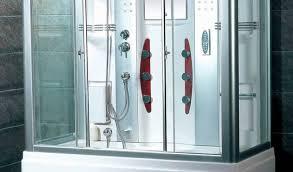 shower steam showers wonderful steam shower units double bench