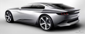 peugeot sport cars peugeot exalt concept cars peugeot design lab