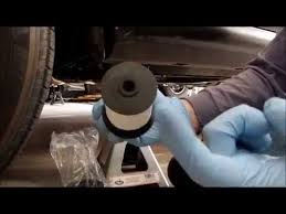 jeep grand fuel replacement grand fuel filter replacement for ecodiesel engine