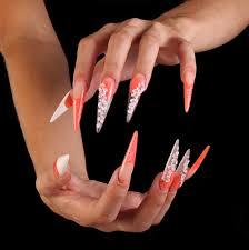 photo ongles gel faux ongles en gel u2014 ongles lyon estheticienne a domicile lyon