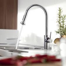 Hansgrohe Talis S Kitchen Faucet Hansgrohe 04286 Talis S Prep Kitchen Faucet Qualitybath Com