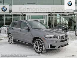 Bmw X5 Grey - used 2015 bmw x5 4 door sport utility in edmonton ab b65172a