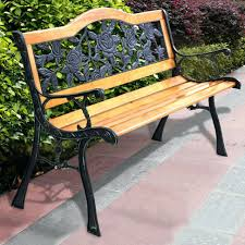 wrought outdoor bench perth wrought benches ebay