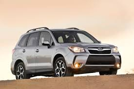 stanced subaru forester 2015 subaru forester overview the news wheel